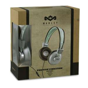 Casque House of Marley Positive Vibration