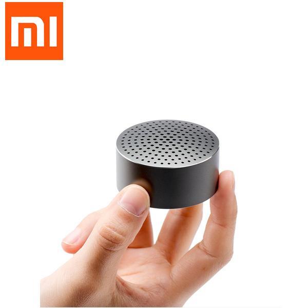 Mini-Enceinte portable Sans-fil Xiaomi, alliage en aluminium - Bluetooth