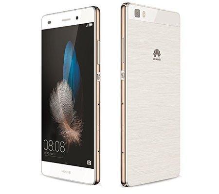 "Smartphone 5"" Huawei Ascend P8 Lite Blanc - 16Go"