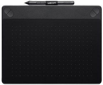 Tablette graphique Wacom Intuos Medium Art Black Pen & Touch - Noir