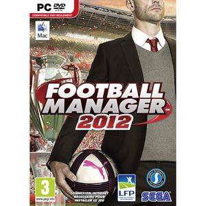 Football Manager 2012 PC/MAC