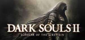 Dark souls II : Scholar of the First Sin sur PC
