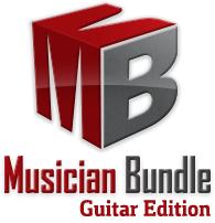 Musician Bundle - 10 logiciels pour guitariste