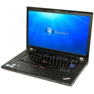 "PC portable 15.6""  Lenovo ThinkPad T510 - occasion (i5, 4 Go de RAM, 250 Go)"
