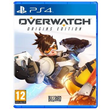 Overwatch - Origins Edition sur PS4
