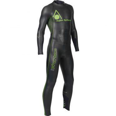 combinaison de triathlon / natation neoprene Aquashere phantom 5mm été / hiver haut de gamme