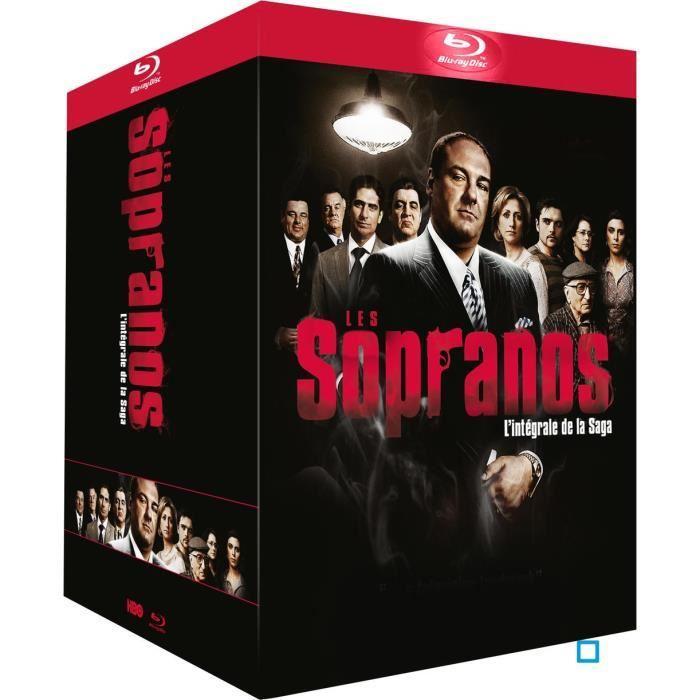 Sélection de Blu-ray en promotion - Ex: Coffret Blu-ray Sopranos : L'intégrale de la série