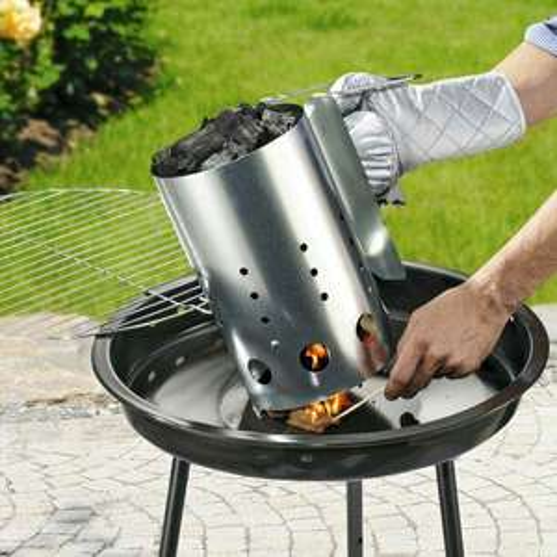 Cheminée d'allumage Garden Feelings pour barbecue