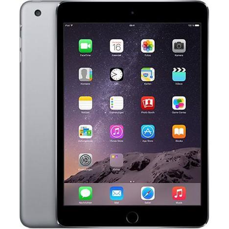 """Tablette 7.9"""" Apple iPad Mini 3 Gris - WiFi + 4G LTE - 16 Go (avec 120€ sur la carte)"""