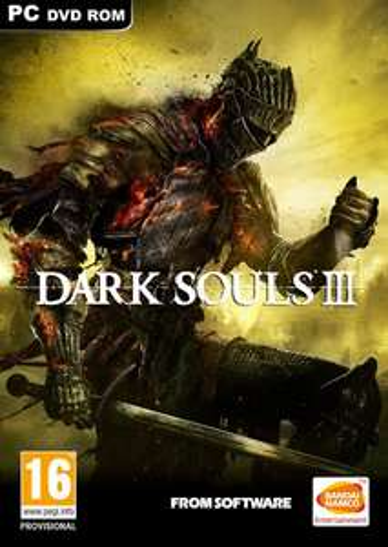 Dark Souls III  sur PC / XBOXONE