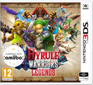 Zelda Hyrule Warriors sur 3DS