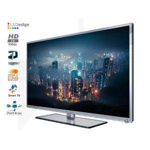 "Thomson 40"" 40FU7765 Smart TV LED 3D 200Hz"