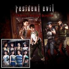 Bundle Resident Evil Deluxe Origins / Biohazard Deluxe Origins sur PC (Dématérialisé)