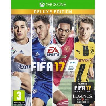 [Précommande] Fifa 17 Deluxe Edition sur Xbox One