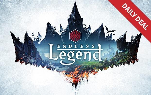Endless Legend Classic Edition sur PC (Dématérialisé - Steam)