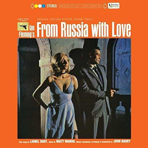 Bande originale From Russia With Love en Vinyle - John Barry
