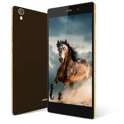 "Smartphone 5.5"" Hisense H910 (Snapdragon 615, 2 Go RAM, 16 Go Rom, Dual Sim) - Marron ou Blanc"