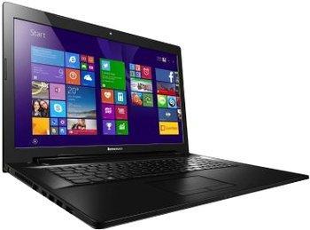 "PC portable 17.3""  Lenovo IdeaPad G70-80 (Celeron 3205U, 4 Go de RAM, 500 Go)"