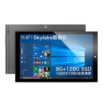 "Tablette tactile 11,6"" Teclast X3 Pro (M3-6Y30, 8 Go de RAM, 128 Go en SSD)"