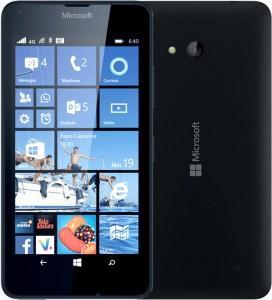 """Smartphone 5"""" Microsoft Lumia 640 (via ODR 30€) - Coloris au choix"""