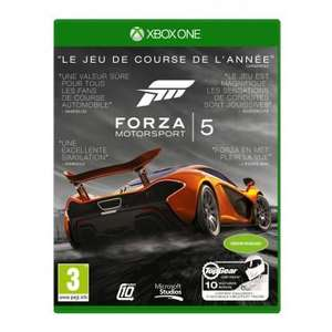 [Membres gGold] Forza Motorsport 5 sur Xbox One - Game of the Year