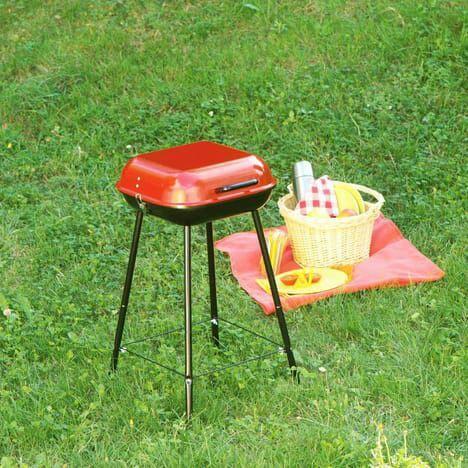 Barbecue sur pied Somagic Picnic