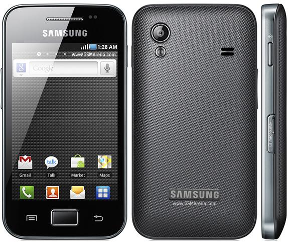 Smartphone Samsung Galaxy ACE avec Vente Flash et ODR Samsung