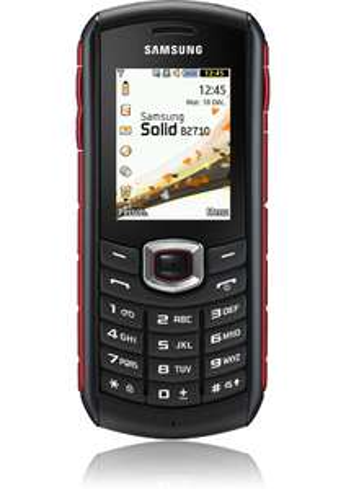 Téléphone Samsung B2710 - Torche - anti-choc