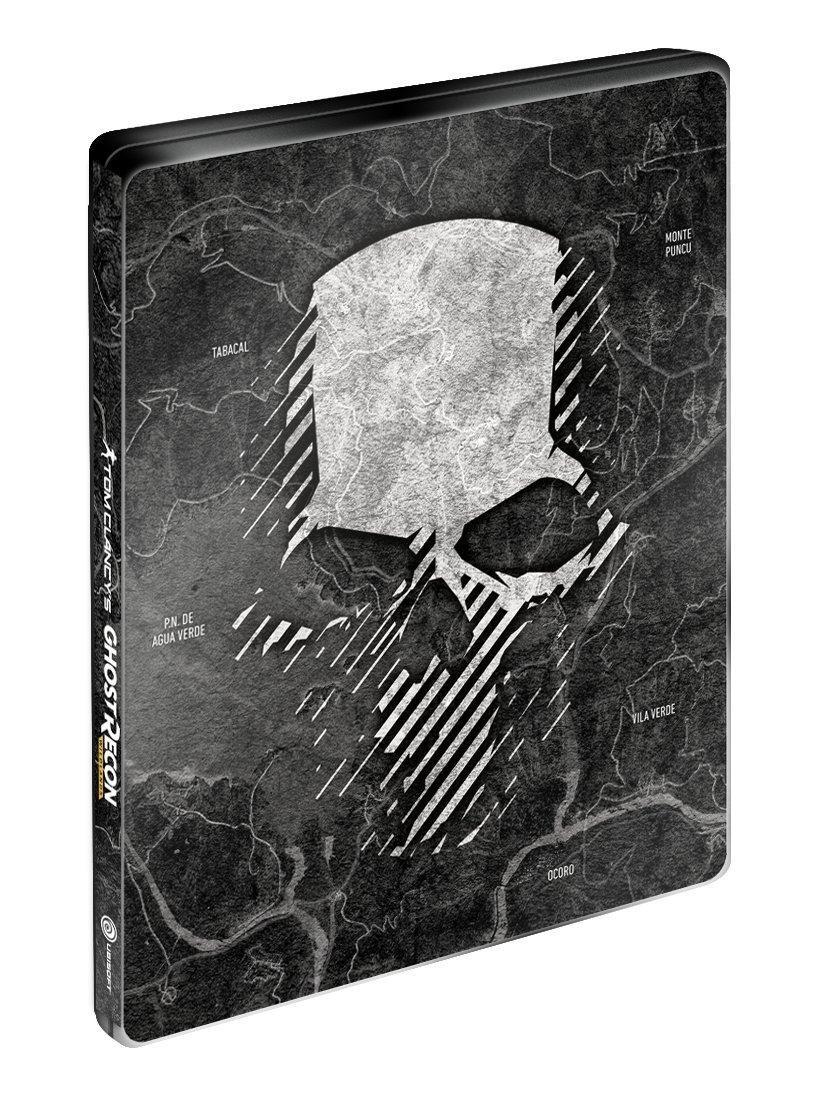 [Précommande] Tom Clancy's Ghost Recon Wildlands + steelbook sur PS4 / Xbox One