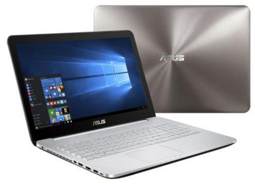 "PC Portable 15.6"" Asus N552VX-FW228T - Intel i5-6300HQ, 8 Go de Ram, 1 To, GeForce GTX950M"