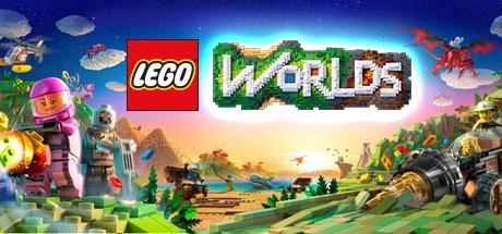 2 Clés Lego Worlds sur PC (dématérialisé - Steam)