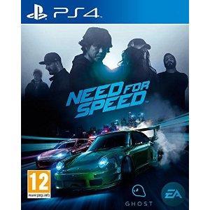 Selection de jeux Electronic Arts en promotion - Ex: Need For Speed sur Ps4
