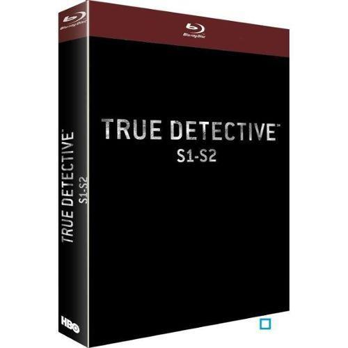 Blu-Ray  : True Detective Saisons 1 et 2