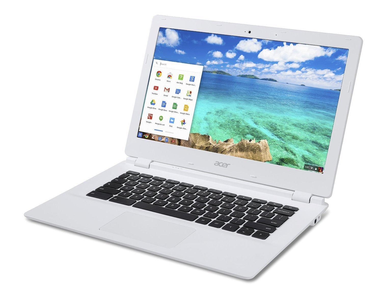 """PC Portable 13,3"""" Acer Chromebook CB5-311-T4QV Blanc (Nvidia Tegra K1, 2 Go RAM,16 Go eMMC , Chrome OS)"""