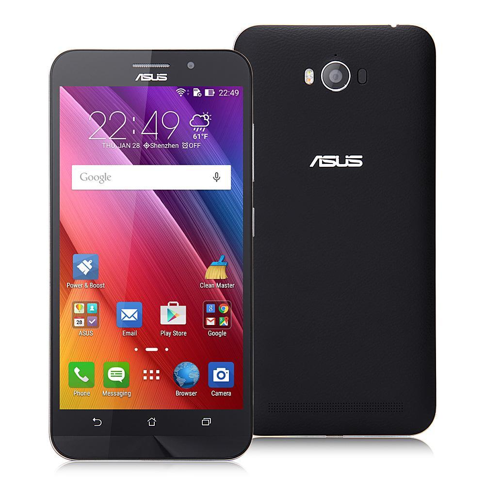"""Smartphone 5.5"""" Asus Zenfone Max ZC550KL - 16 Go, Noir"""