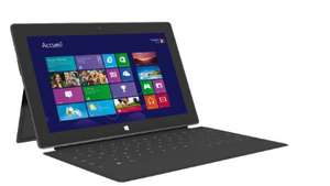 Tablette Surface RT 32Go + Cover (ou Touch Cover)