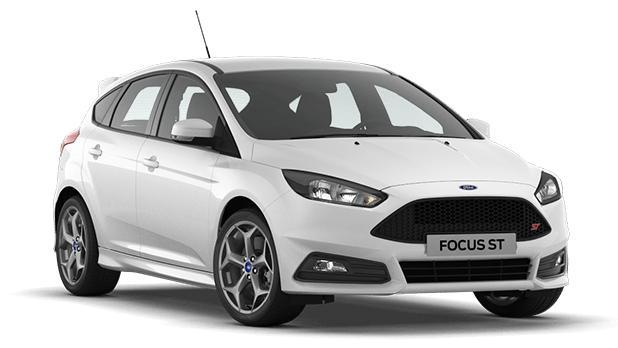 Voiture Ford Focus ST (2.0 EcoBoost, 250 hp) - 5 portes, neuve