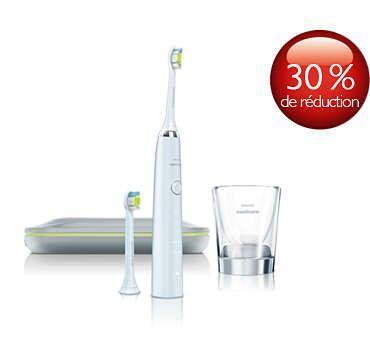 Brosse à dents électrique Philips Sonicare Diamondclean