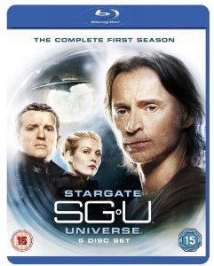 Stargate Universe : L'intégrale de la Saison 1 bluray