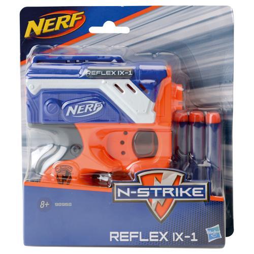 Nerf n-strike reflex ix-1 + 3 fléchettes (Après ODR de 50%)