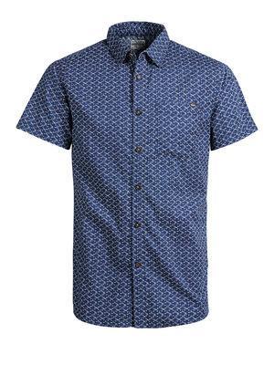 Sélection de chemises à manches courtes à 25€ - Ex : imprimée (Mood Indigo)
