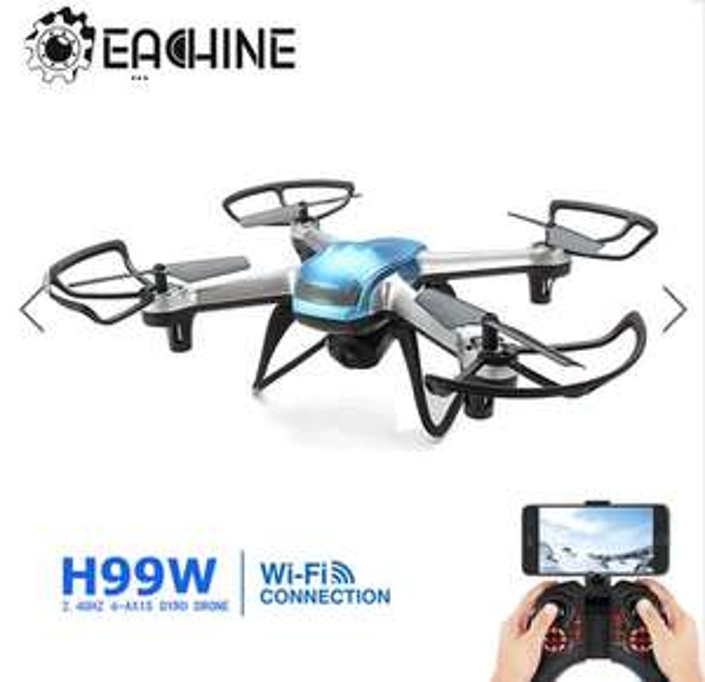 Drone Quadcoptère Eachine H99W - Wifi, fpv avec 2.0mp, 720p hd caméra, 2.4g, 6 axes