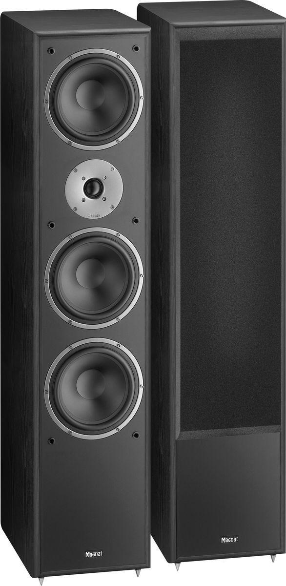 Paire d'Enceintes colonne Hi-Fi Magnat Monitor Supreme 1002 - 3 voies, Dual Airflex Bass-reflex, 190/380W (2x17kg)