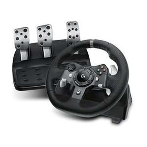 Volant PC Logitech G920 Driving Force