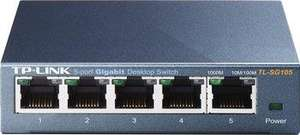 Switch TP-Link TL-SG105 (5 ports)