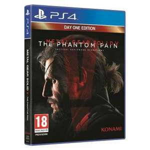 Metal Gear Solid 5: The Phantom Pain - Edition Day One sur PS4