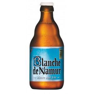 Sélection de bières Ex: Bière Blanche de Namur 33cl
