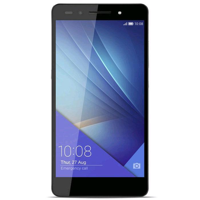 """Smartphone 5.2"""" Honor 7 - 16 Go, Gris ou Argent (via ODR de 50€)"""