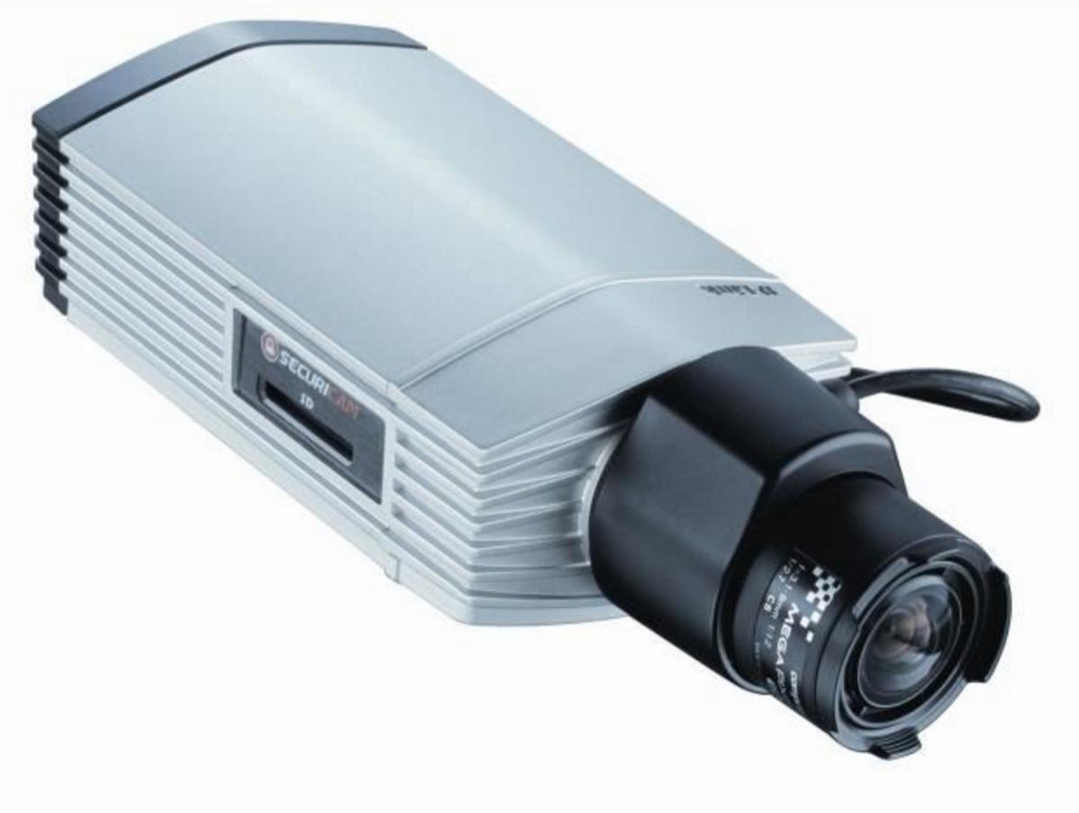 Caméra de surveillance IP fixe PoE D-Link DCS-3716