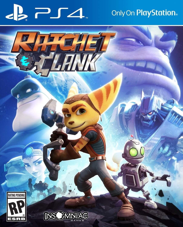 Jeu Ratchet & Clank sur PS4 (Dématérialisé)